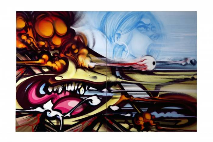 50Mm Graffiti Los Angele