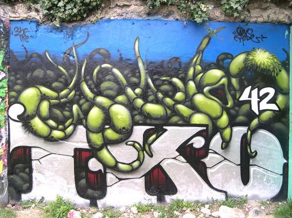 TKO Graffiti